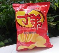 子弟天然薯片椒香麻辣味45g